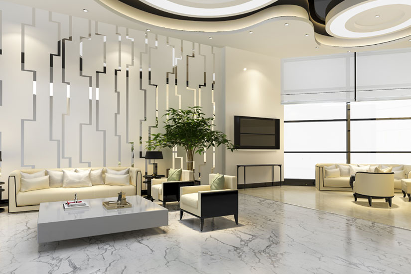 Imported Marble Use in Luxury Interior Design