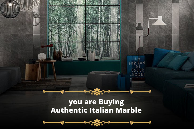 How to know that you are Buying Authentic Italian Marble