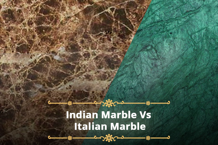 Indian Marble Vs Italian Marble: What is the difference?