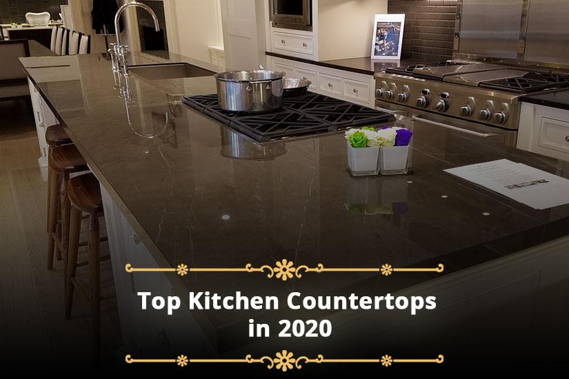 Top Kitchen Countertops in 2020