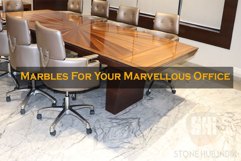 Marbles For Your Marvellous Office